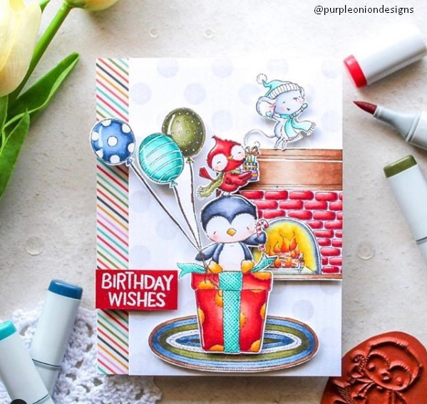 handmade birthday card designs