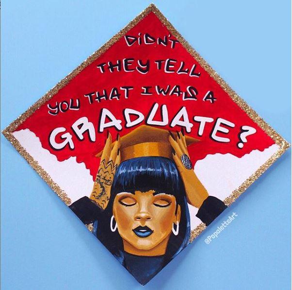 Funny Graduation Cap Ideas