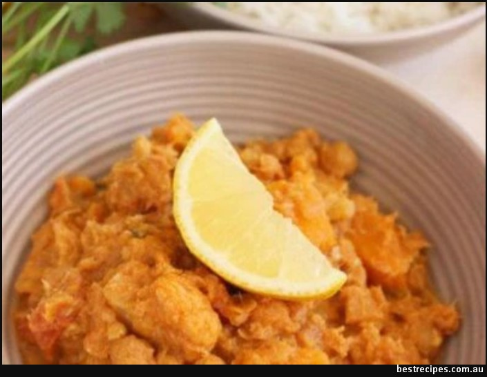 Kid-Friendly Fish Curry