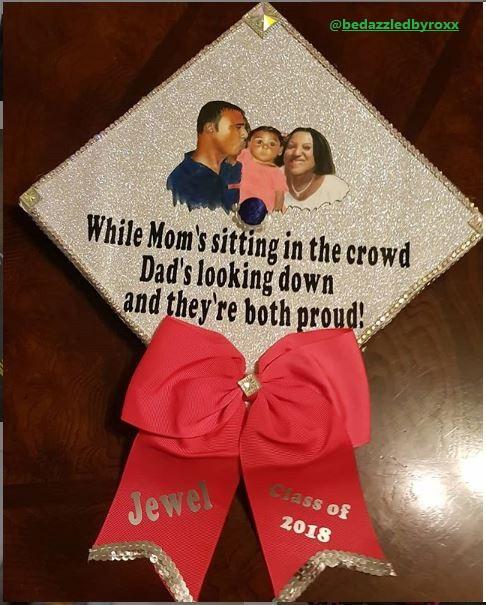 Graduation Cap for Parents