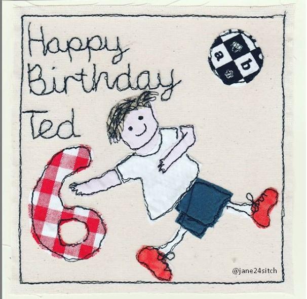 Birthday card ideas for little boy