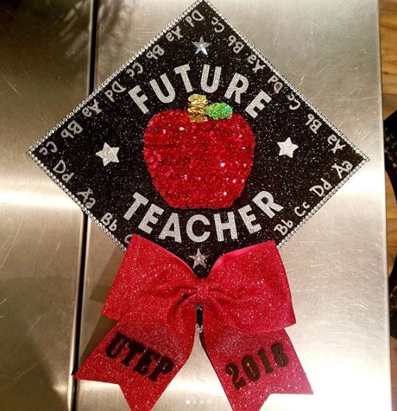 Graduation Cap Ideas for Education Students