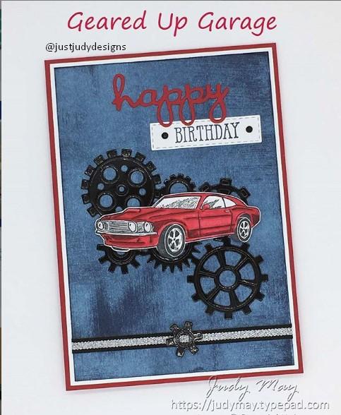 Car Themed Birthday Card Ideas for Boys