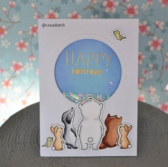 Birthday card ideas for little girls