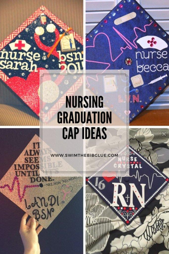 20 Graduation Cap Ideas For Moms Nursing Mexican Disney