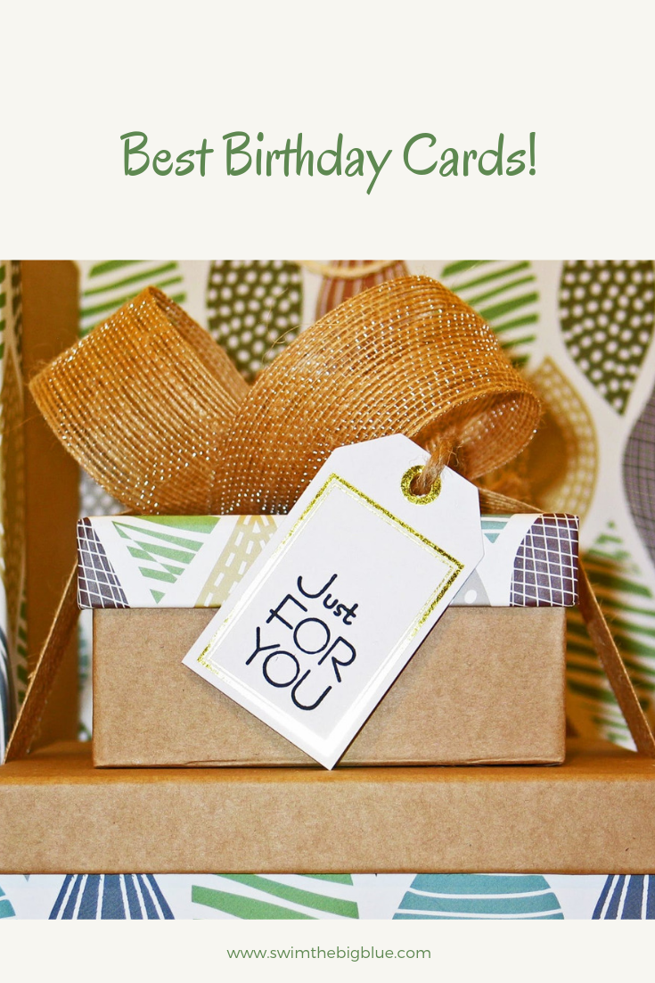 Birthday Card Ideas (2020 Cards Update!)