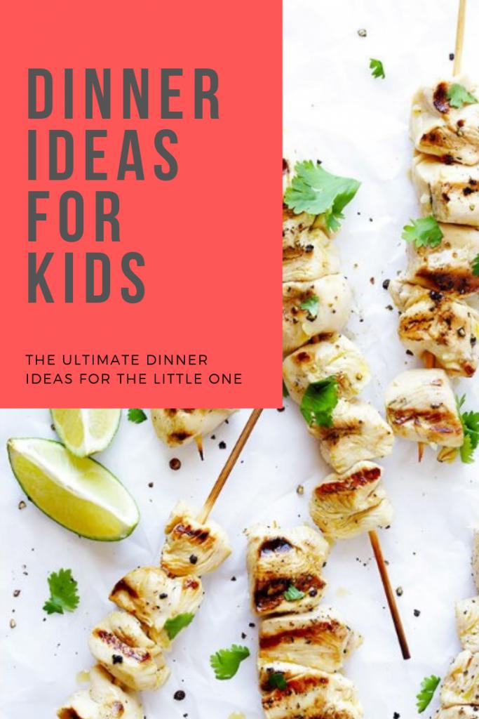 10+ Dinner Ideas for Kids (Easy Recipe for the Little one)