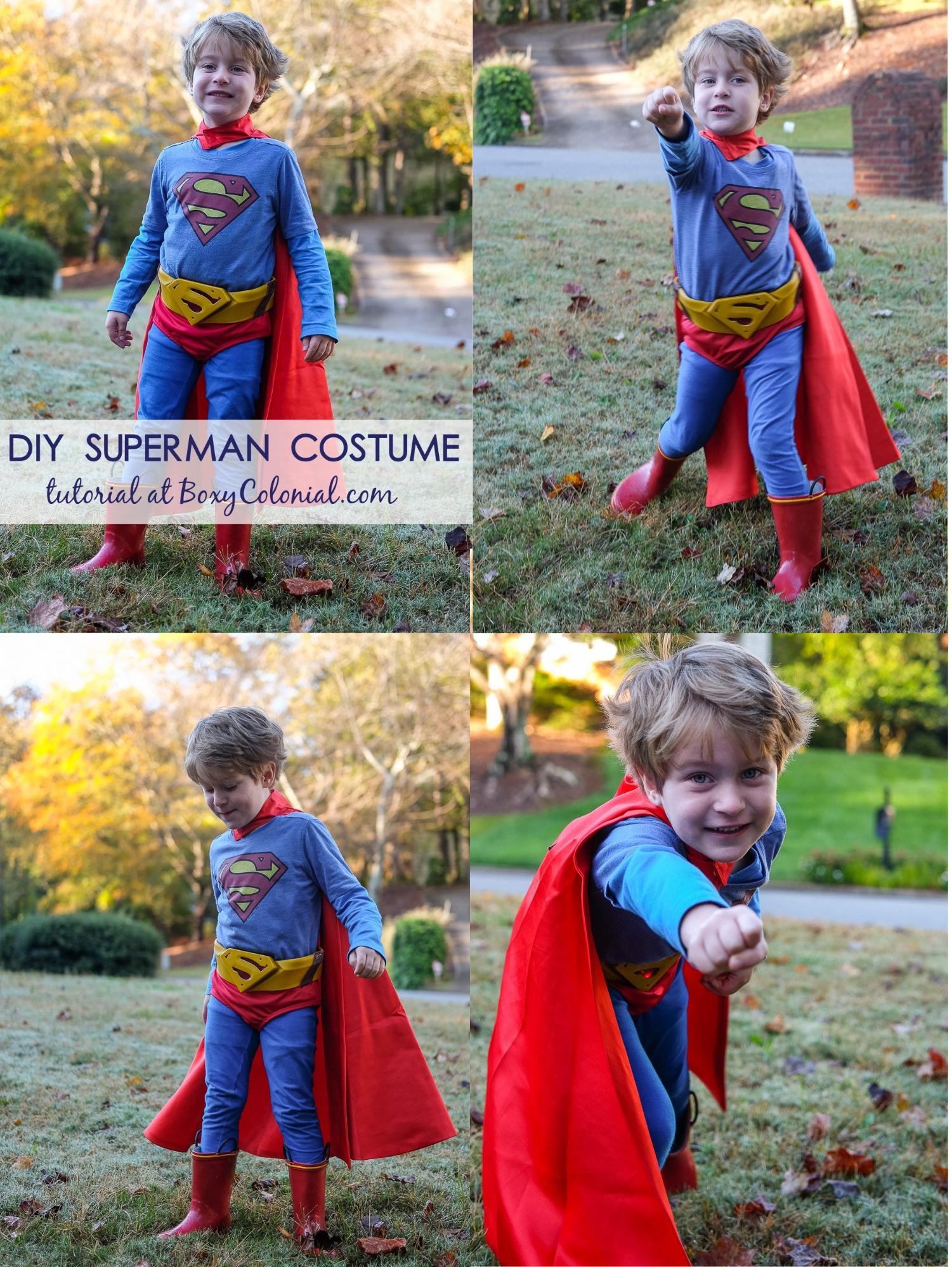made up superhero costume ideas