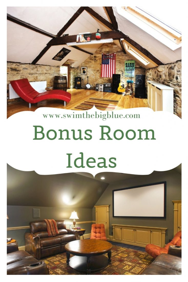 Modern Bonus Room Ideas