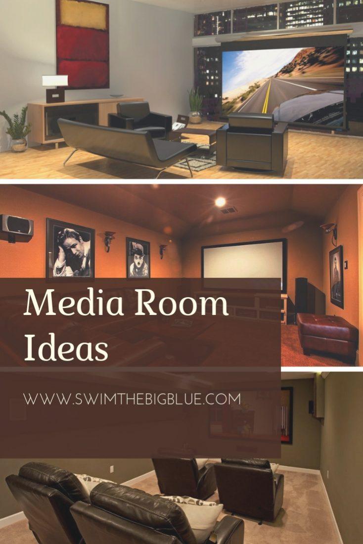2020 Best Media Room Ideas