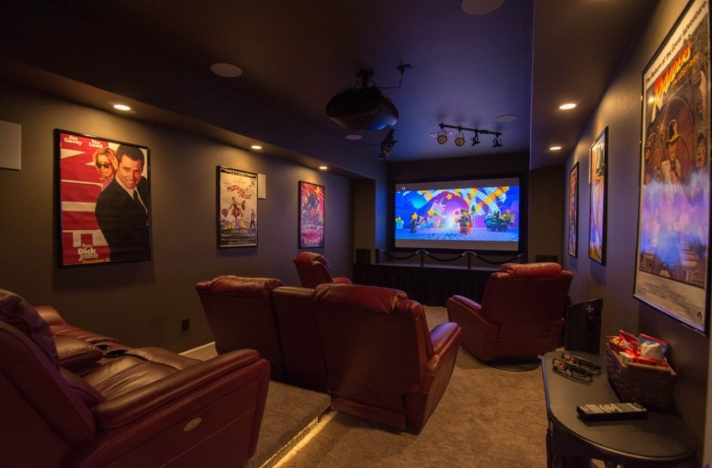 small theater room ideas