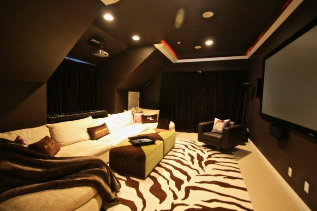 wall entertainment center ideas