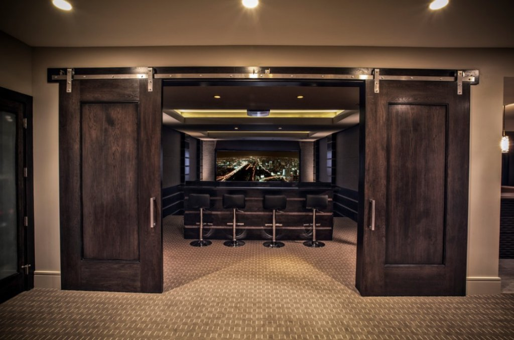 basement entertainment room ideas