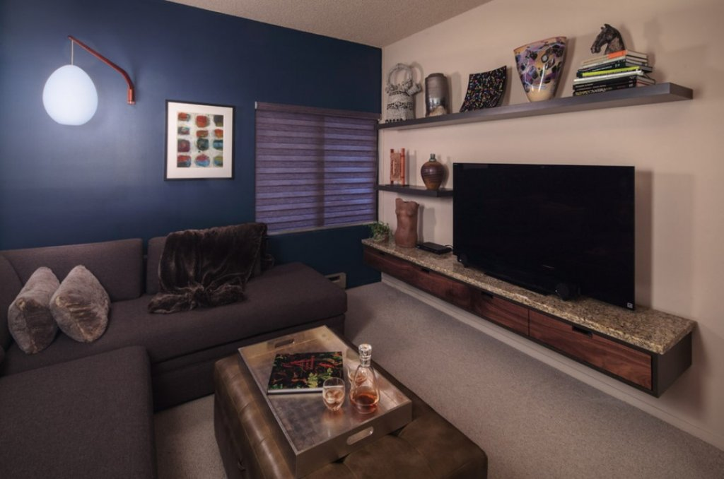 home theater design layout
