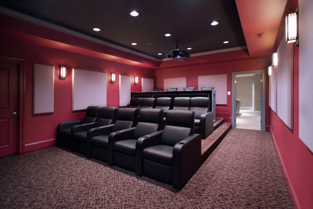 small media room chairs