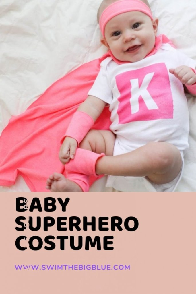 diy superhero costume toddler