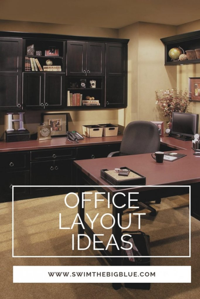 Productive Office Layout Ideas (How to Decorate the Best Office for your Working Space)