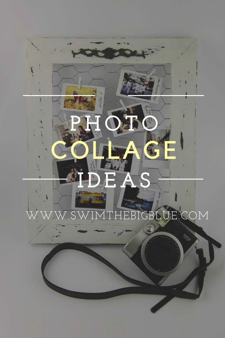 15 Creative DIY Photo Collage Ideas