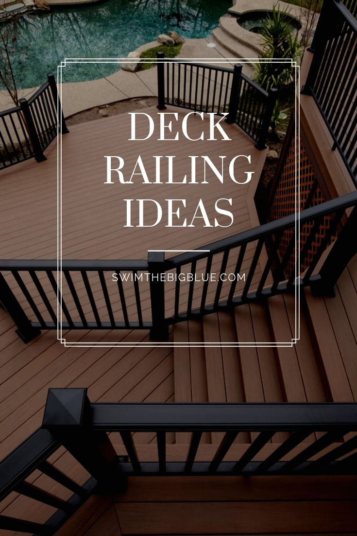 2019 Deck Railing Ideas (With Material Option Pros and Cons)