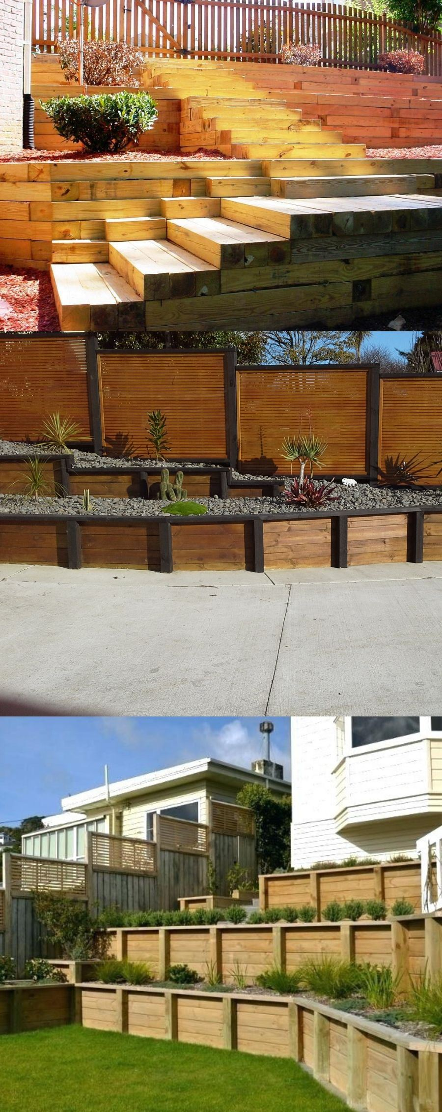 Wood Retaining Wall Cost