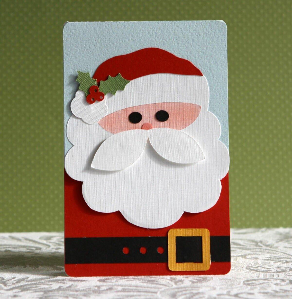christmas card ideas for preschool