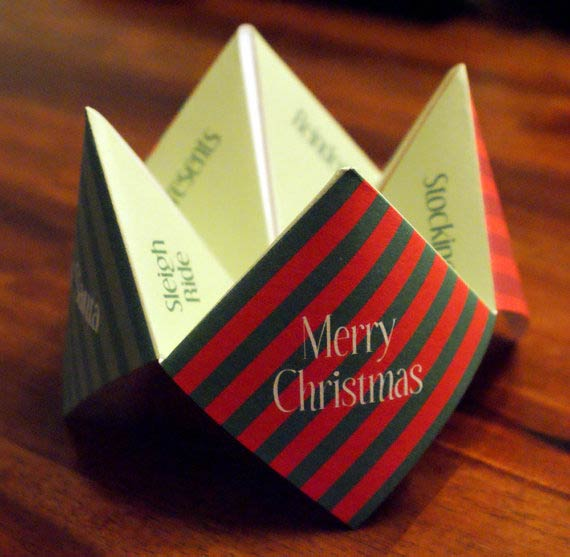 christmas greeting card ideas