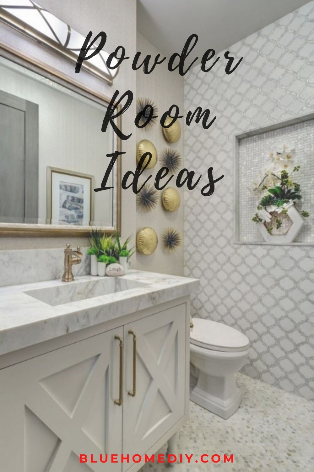 30 Awesome Powder Room Ideas Modern Mid Century Small Elegant