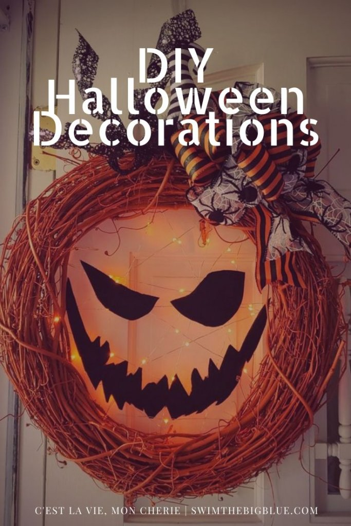 DIY Halloween Decorations (Easy, Scary, and Cheap DIY stuff)