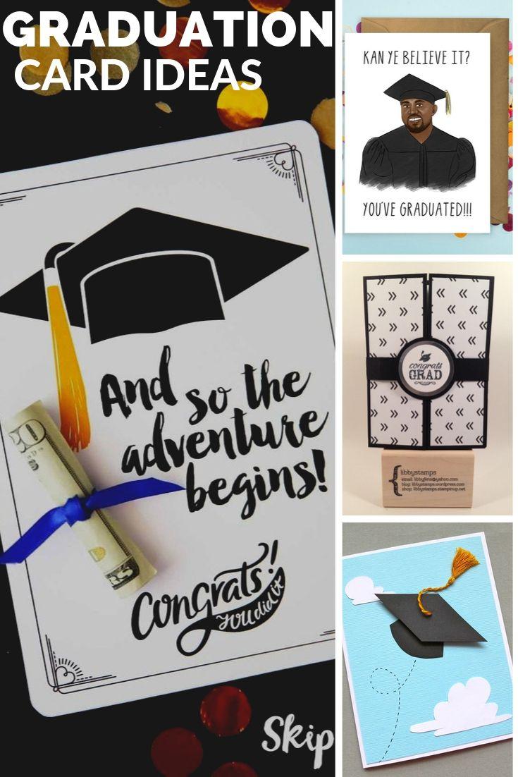 2019 Fun and Easy Graduation Card Ideas