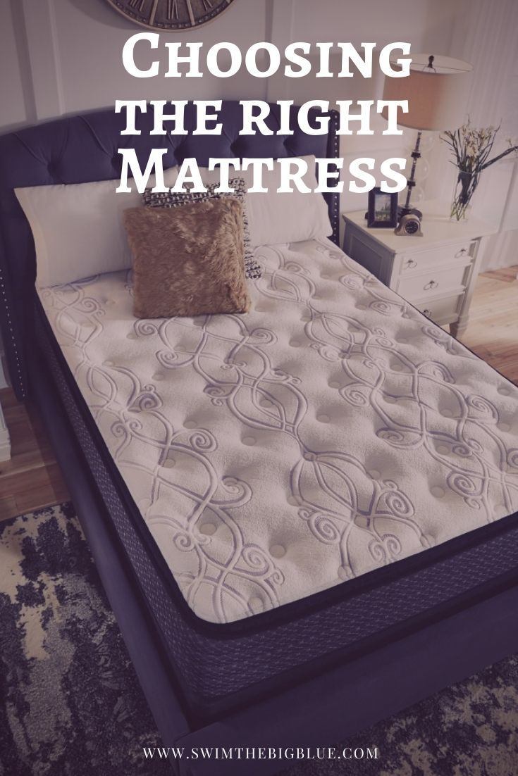 Ideas to Help You Choose the Right Mattress