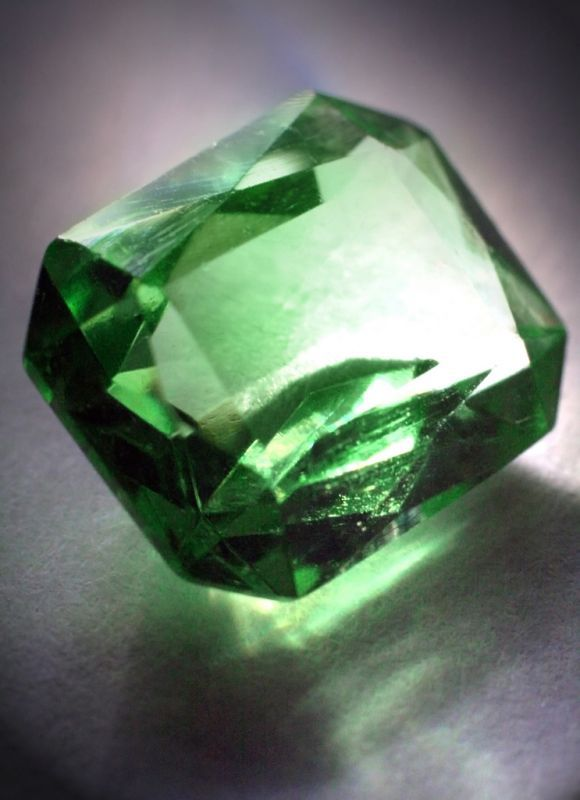 The Origin of Emeralds
