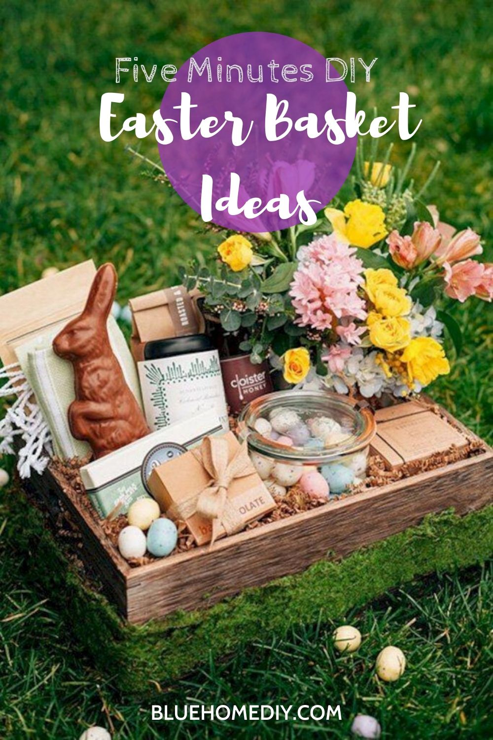 Easter Basket Ideas (Easy DIY Easter Inspirations)