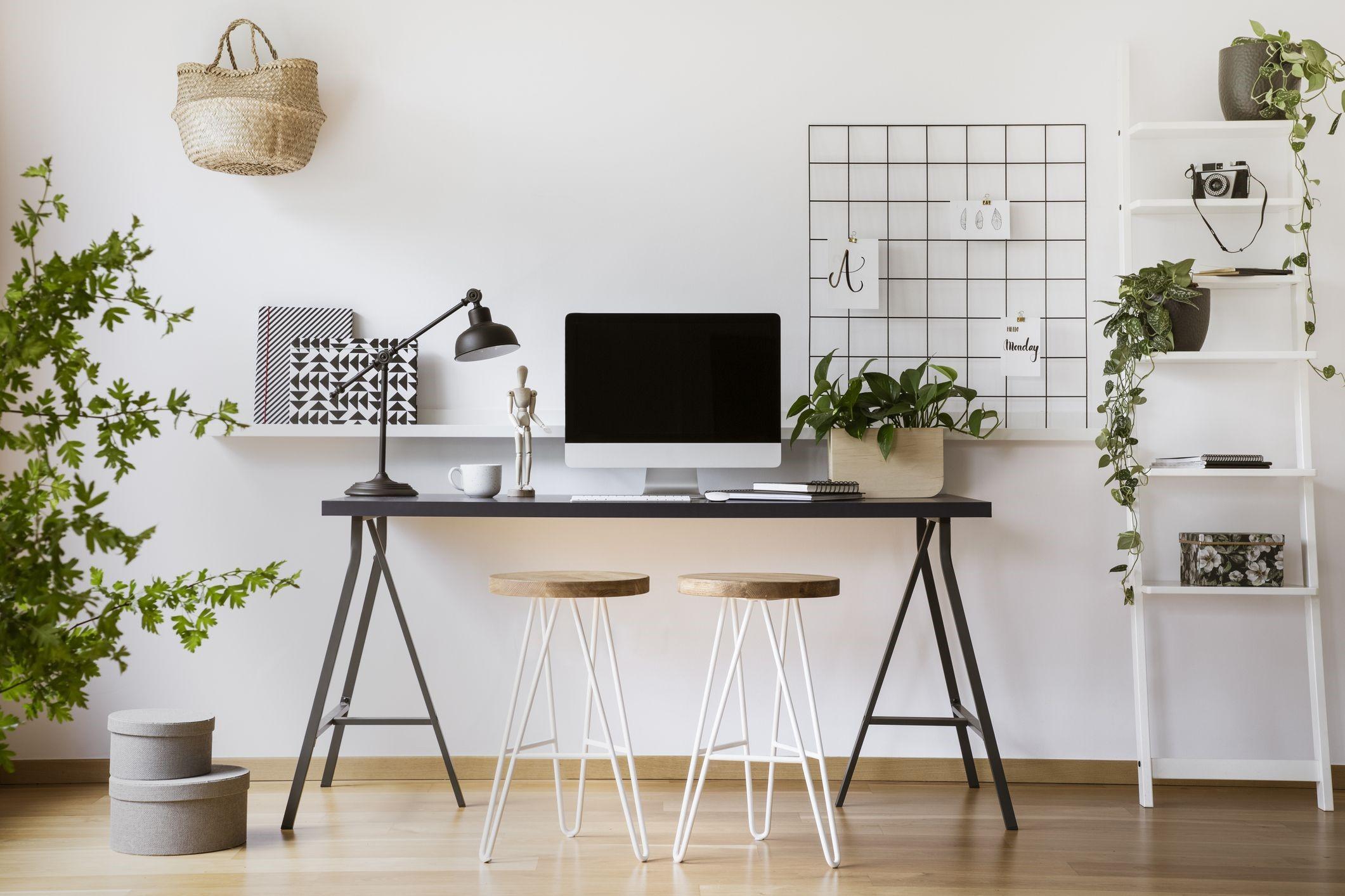 DIY Home Office Organization Tips