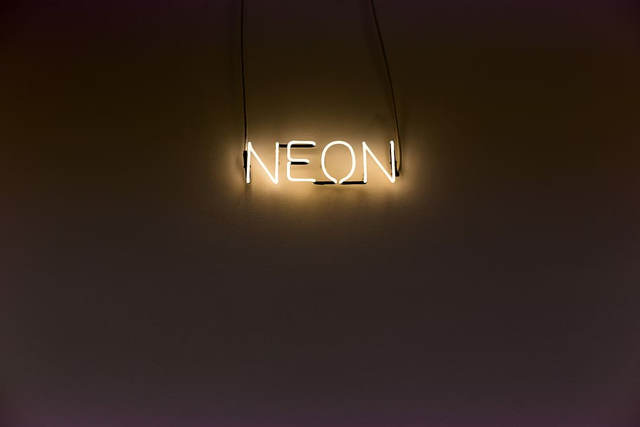 How Neon Lights Can Transform Your Wall
