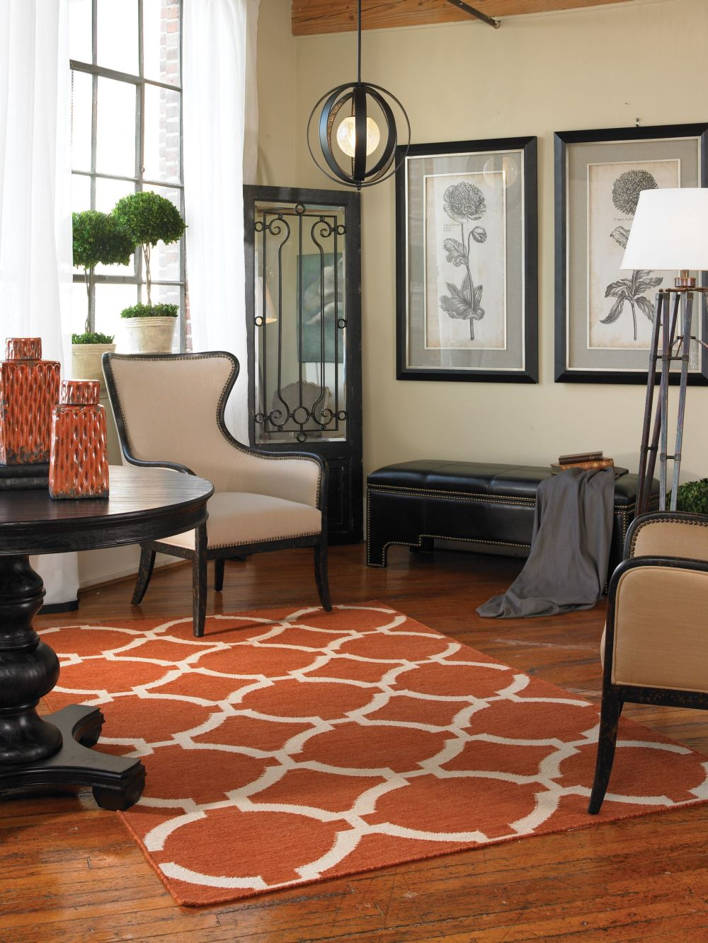 5 Creative Ways of Decorating Your Living Room with Rugs