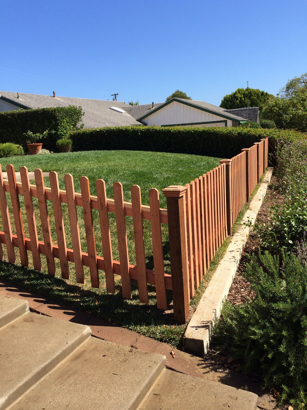 The Advantages Of Wooden Fencing