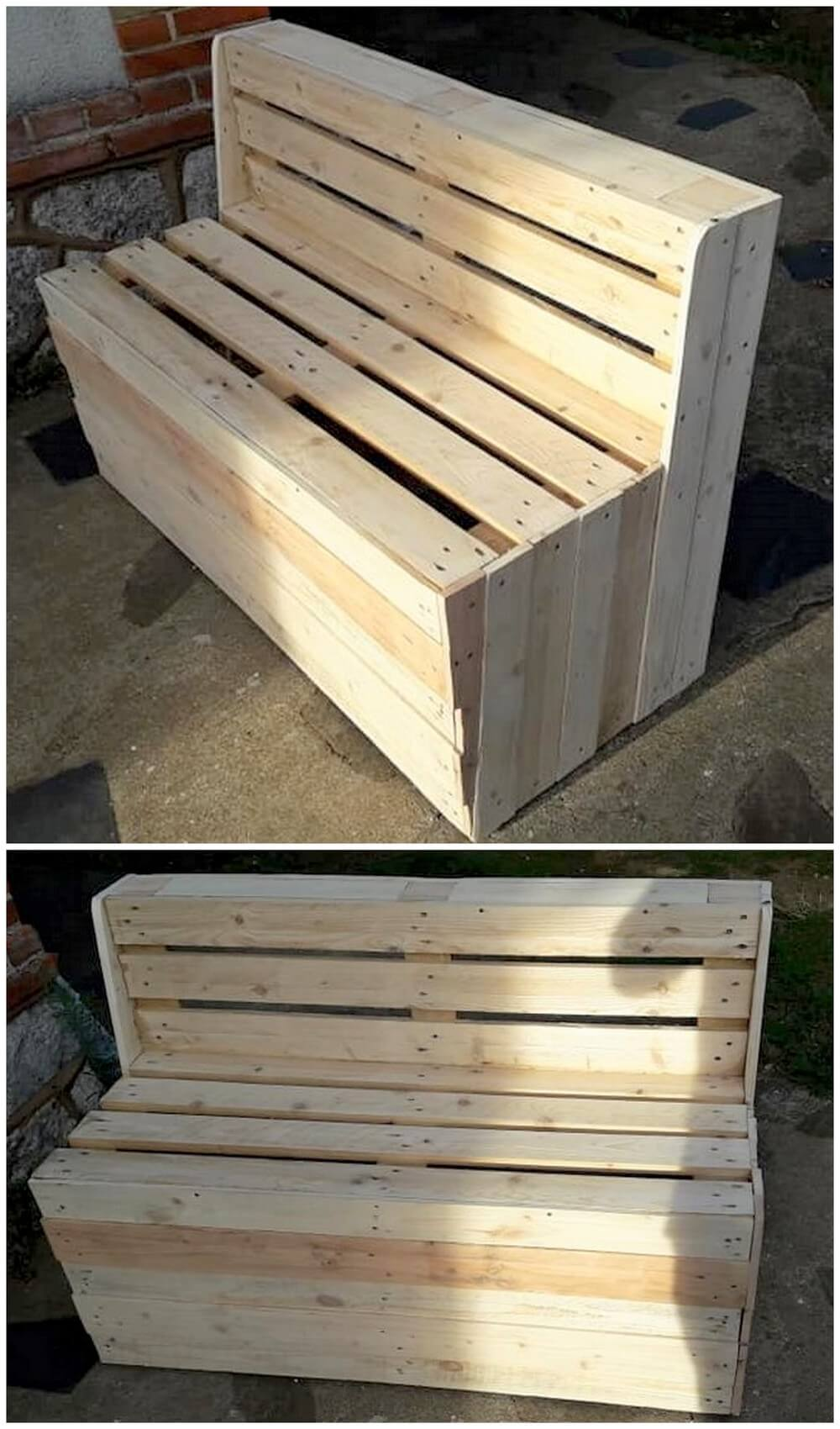 5 Wood Pallet Project Ideas To Spruce Up Your Home
